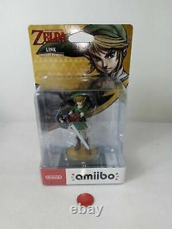 Amiibo Figur Link The Legend of Zelda Twilight Princess NEU & OVP