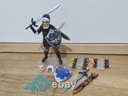 Custom Dark Link Figma Figure Toy Doll The Legend of Zelda Twilight Princess