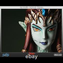 F4F The Legend Of Zelda Twilight Princess Ganon's Puppet Zelda Statue Figure