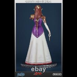 F4F The Legend Of Zelda Twilight Princess Ganon's Puppet Zelda Statue Figure NEW