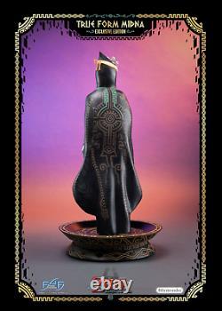 FIRST 4 FIGURES Legend of Zelda Twilight Princess True Form Midna Statue