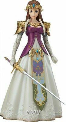 Figma 318 The Legend of Zelda ZELDA Twilight Princess Ver Action Figure