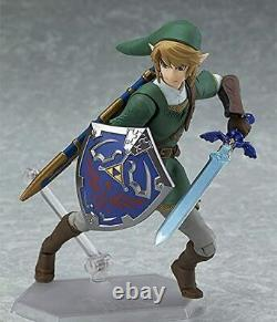 Figma The Legend of Zelda Link Twilight Princess ver. DX Edition Action Figure