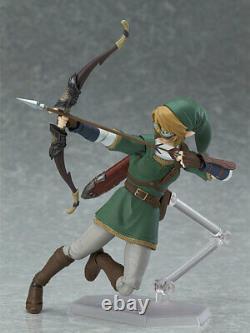 Figma The Legend of Zelda Link Twilight Ver. DX Edition Japan Import Bandai