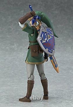 Figma The Legend of Zelda Twilight Princess Link DX Edition Japan ver