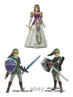 Figma The Legend of Zelda Twilight Princess Link Good Smile Company