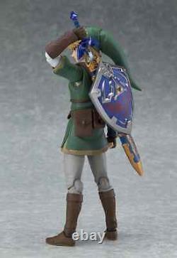 Figma The Legend of Zelda Twilight Princess Link Twilight Princess ver. Figure