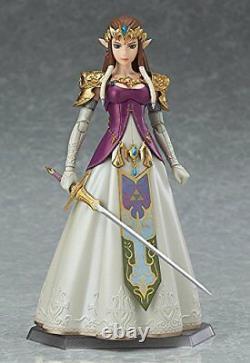 Figma The Legend of Zelda Twilight Princess ver. Good Smile Company (USED)