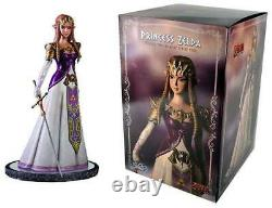 First 4 figures The Legend of Zelda Twilight Princess Zelda Figure Statue