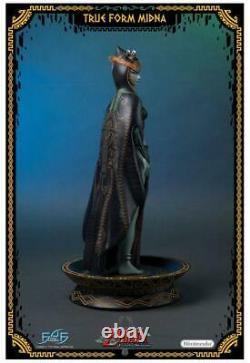 LEGEND OF ZELDA Twilight Princess True Form Midna Polystone Statue F4F