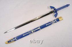 Legend Of Zelda Twilight Princess Replica master Sword Ocarina of time 41.5