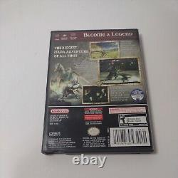 Legend of Zelda Twilight Princess (GameCube, 2006)