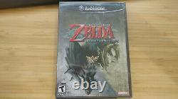 Legend of Zelda Twilight Princess (GameCube, 2006) BNIB Factory Sealed