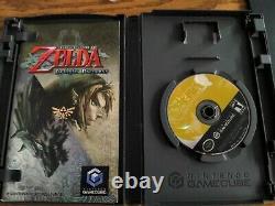 Legend of Zelda Twilight Princess (GameCube, 2006) CIB
