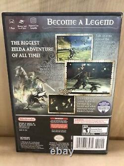 Legend of Zelda Twilight Princess GameCube Complete