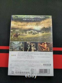 Legend of Zelda Twilight Princess Japanese NTSC-J SEALED MINT