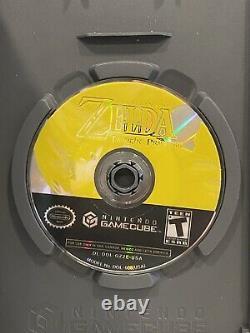 Legend of Zelda Twilight Princess (Nintendo GameCube, 2006) Complete