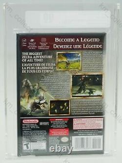 Legend of Zelda Twilight Princess Nintendo GameCube NGC SEALED VGA 90 GOLD
