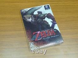 Legend of Zelda Twilight Princess Not for sale Nintendo Game Cube