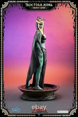 Legend of Zelda Twilight Princess True Form Midna (Exclusive) Statue F4F NEW