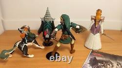 Legend of Zelda Twilight Princess Yujin Midna Gashapon Figure rare Japan lot