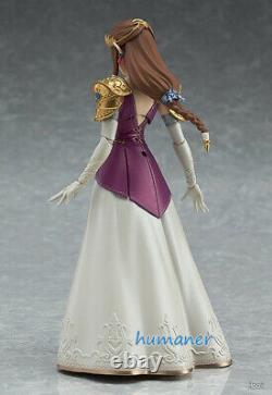 Max Factory Figma The Legend of Zelda Twilight Princess Action Figure Authentic