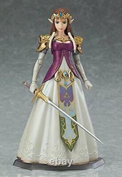NEW figma 318 The Legend of ZELDA ZELDA Twilight Princess Ver Action Figure GSC