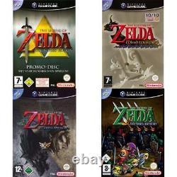 Nintendo GameCube Best of The Legend of Zelda Spiele Zustand auswählbar