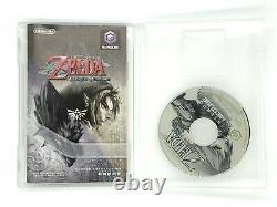 Nintendo GameCube The Legend of Zelda Twilight Princess From Japan