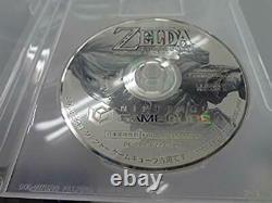 Nintendo GameCube The Legend of Zelda Twilight Princess GC Japan USED
