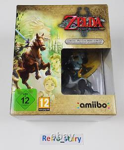 Nintendo Wii U The Legend Of Zelda Twilight Princess HD NEUF / NEW PAL