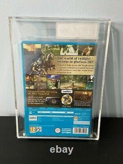 Nintendo Wii U The Legend of Zelda Twilight Princess VGA/UKG 85+ NM+