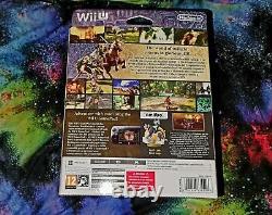 Nintendo Wii-U WiiU Legend of Zelda Twilight Princess HD big box withWolf Amiibo