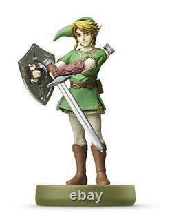 Nintendo amiibo The Legend of Zelda Twilight Princess LINK 3DS Wii U NEW