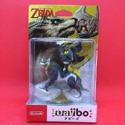 Nintendo amiibo WOLF LINK WithTracking# THE LEGEND OF ZELDA Twilight Princess