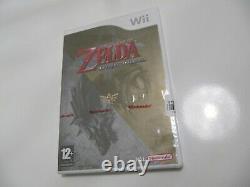 THE LEGEND OF ZELDA TWILIGHT PRINCESS Wii PAL ESPAÑA PRECINTADO