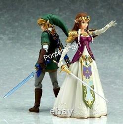 The Legend Of Zelda A Link 320 Twilight Princess DX Zelda 318 Authentic Sealed