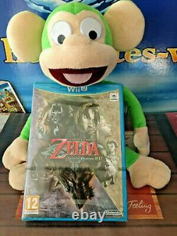 The Legend Of Zelda Twilight Princess Hd Nintendo Wii U Blister Neuf Fr Sealed