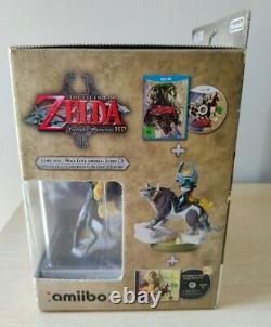 The Legend Of Zelda Twilight Princess Hd Nintendo Wiiu Pal Ita Nuovo Sigillato