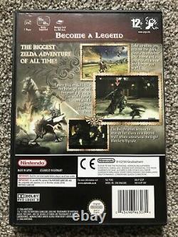 The Legend Of Zelda Twilight Princess Nintendo Gamecube Game With Manual Uk Pal