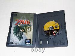 The Legend Of Zelda Twilight Princess & Wind Waker Ltd Edition Gamecube Game