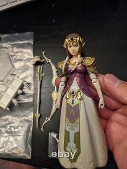 The Legend Of Zelda Twilight Princess Zelda Figma authentic