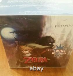 The Legend of Zelda 2007 Twilight Princess Booster Box 24 Packs- Enterplay Cards