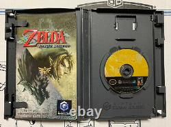 The Legend of Zelda The Twilight Princess (Nintendo GameCube) Complete