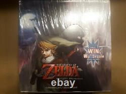 The Legend of Zelda Twilight Princess 24 pack box sealed collector cards