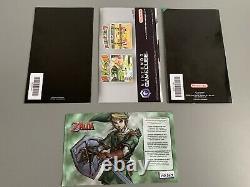 The Legend of Zelda Twilight Princess (GameCube, 2006) Including Manual and VIP