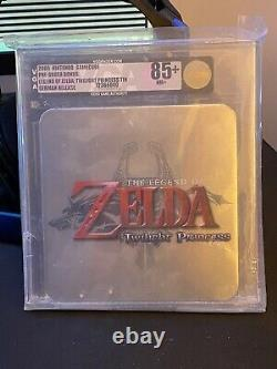 The Legend of Zelda Twilight Princess (GameCube) German Exclusive Tin