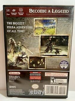 The Legend of Zelda Twilight Princess (Gamecube) Tested! Complete. Nice Shape
