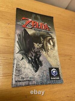 The Legend of Zelda Twilight Princess Gamecube Tested READ DESCRIPTION