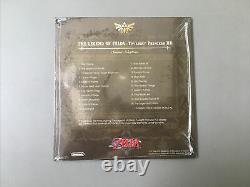 The Legend of Zelda Twilight Princess HD Amiibo Bundle (Wii U, 2016) &Soundtrack